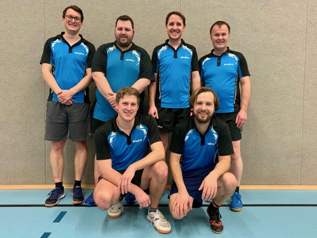 1. Tischtennismannschaft DJK Müllenbach